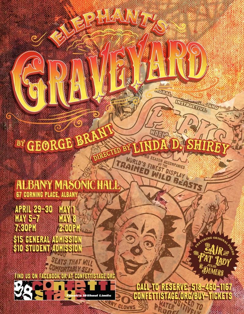 Elephants Graveyard poster
